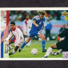 1994 Upper Deck World Cup Contenders English/Spanish Soccer #022 Dominic Kinnear - U.S.A.