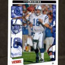 2001 Upper Deck Victory Football #136 Peyton Manning - Indianapolis Colts