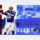 2006 SPx Football #037 Peyton Manning - Indianapolis Colts