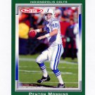 2006 Topps Total Football #300 Peyton Manning - Indianapolis Colts