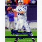 2006 Ultra Football #082 Peyton Manning - Indianapolis Colts
