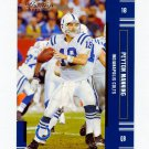 2005 Playoff Prestige Football #059 Peyton Manning - Indianapolis Colts