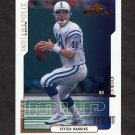 2000 Upper Deck MVP Football #066 Peyton Manning - Indianapolis Colts