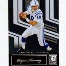 2007 Donruss Elite Football #044 Peyton Manning - Indianapolis Colts
