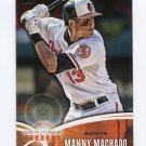 2014 Topps Mini The Future Is Now Baseball #FN43 Manny Machado - Baltimore Orioles