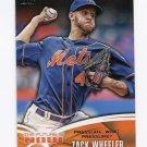 2014 Topps Mini The Future Is Now Baseball #FN08 Zack Wheeler - New York Mets