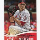 2014 Topps Mini The Future Is Now Baseball #FN01 Shelby Miller - St. Louis Cardinals