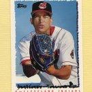 1995 Topps Traded Baseball #119T Julian Tavarez - Cleveland Indians