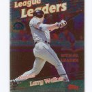 1999 Topps Baseball #221 Larry Walker LL - Colorado Rockies