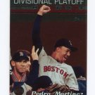 2000 Topps Baseball #225 Pedro Martinez DIV - Boston Red Sox ExMt