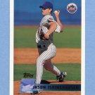1996 Topps Baseball #369 Jason Isringhausen - New York Mets