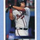 1996 Topps Baseball #193 Ryan Klesko - Atlanta Braves