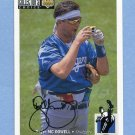 1994 Collector's Choice Baseball Silver Signature #196 Roger McDowell - Los Angeles Dodgers