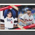 2015 Topps Heritage Then and Now #TAN09 Sandy Koufax / David Price - Dodgers / Tigers