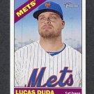 2015 Topps Heritage Baseball #395 Lucas Duda - New York Mets