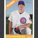2015 Topps Heritage Baseball #367 Kyle Hendricks - Chicago Cubs