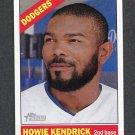 2015 Topps Heritage Baseball #280 Howie Kendrick - Los Angeles Dodgers