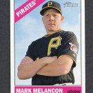 2015 Topps Heritage Baseball #261 Mark Melancon - Pittsburgh Pirates