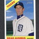 2015 Topps Heritage Baseball #187 Brad Ausmus - Detroit Tigers