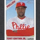 2015 Topps Heritage Baseball #138 Tony Gwynn Jr. - Philadelphia Phillies