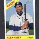 2015 Topps Heritage Baseball #129 Alex Avila - Detroit Tigers