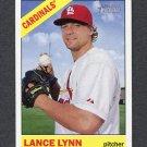 2015 Topps Heritage Baseball #062 Lance Lynn - St. Louis Cardinals