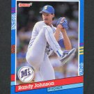 1991 Donruss Baseball #134 Randy Johnson - Seattle Mariners