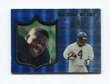 1998 Absolute Hobby Football #198 Natrone Means - San Diego Chargers ExMt