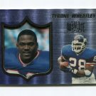 1998 Absolute Hobby Football #083 Tyrone Wheatley - New York Giants