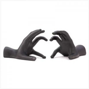 Art Of Hands Bookends