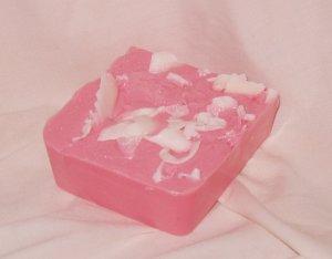 Goat's Milk & Rose Handmade Soap