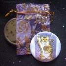 Tiger Luck Pocket Mirror & ACEO Print