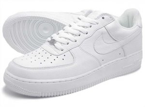 Nike Air Force 1 mid All White