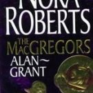 THE MacGREGORS Alan Grant by Nora Roberts (1999) PB