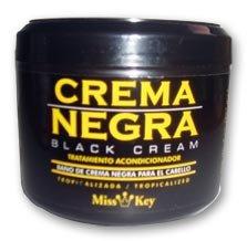 Miss Key Crema Negra - Black Cream (8 oz.)