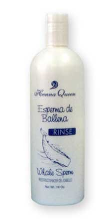 Henna Queen Esperma de Ballena - Whale Sperm - Conditioner (16 oz.)
