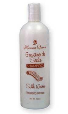 Henna Queen Gusano de Seda - Silk Worm - Conditioner (16 oz.)