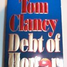 Debt of Honor by Tom Clancy (Paperback)