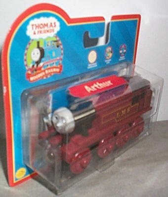 ARTHUR New  for the Thomas Wooden Railway System