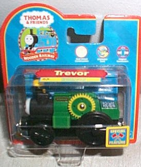 TREVOR New for the Thomas Wooden Railway System
