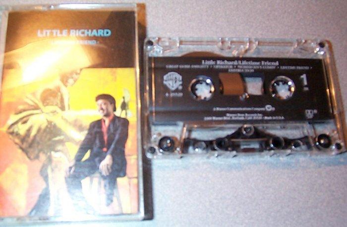Little Richard Lifetime Friend Cassette