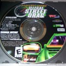Midnight Outlaw Illegal Street Drag PC Game Disk