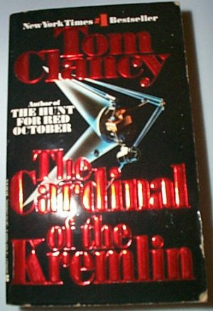 The Cardinal of the Kremlin (Paperback) Tom Clancy