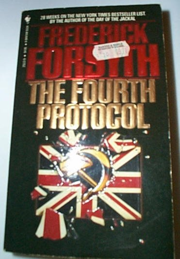 The Fourth Protocol (Paperback) Frederick Forsyth