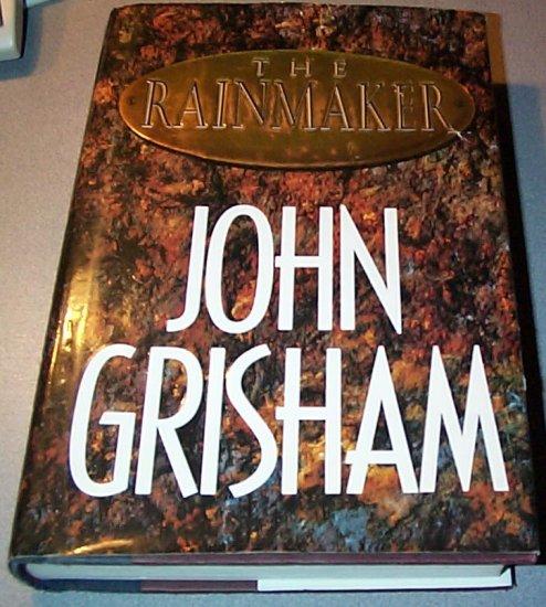 The Rainmaker by John Grisham Hardcover 1995 ISBN 0385424736