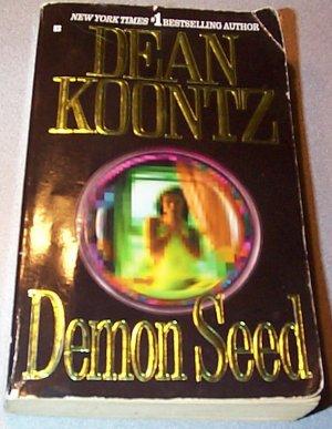 Dean Koontz Lot 7 Paperbacks Demon Seed Watchers Sole Survivor Mask Midnight plus others