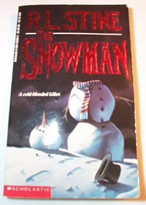 The Snowman by R. L. Stine Paperback