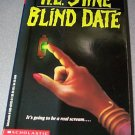 Blind Date by RL Stine Paperback 1986 ISBN 0590431250