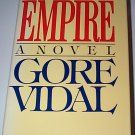 Empire by Gore Vidal hardcover