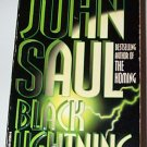 Black Lightning by John Saul Paperback